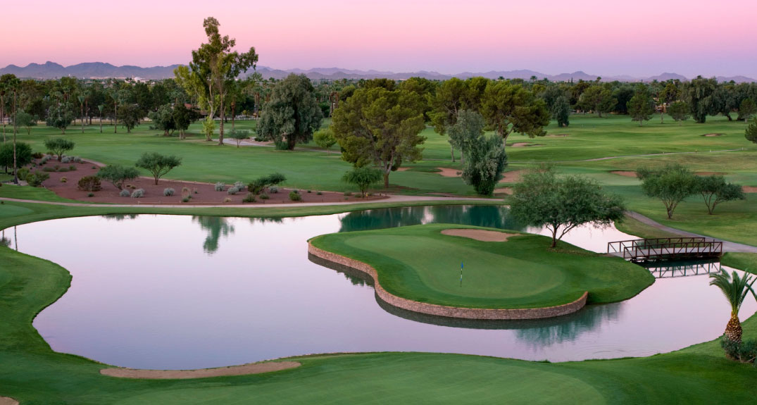 Patriot Golf Course at the Wigwam Golf Resort in West Valley Phoenix area