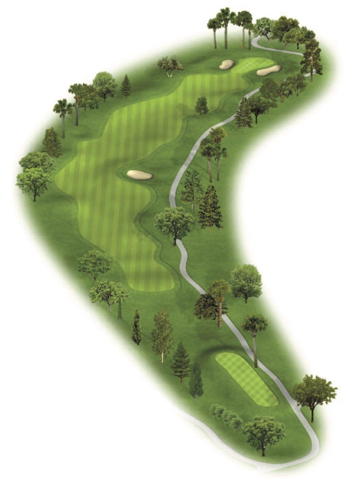 Patriot #8 Wigwam golf course