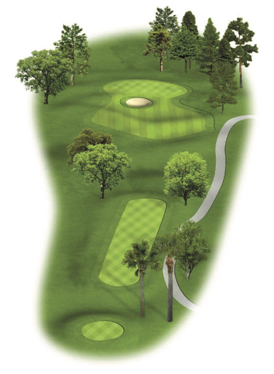 Patriot #9 Wigwam Golf Course Near Phoenix